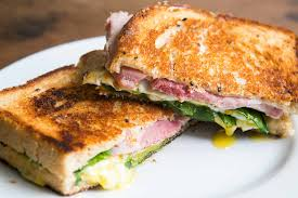 how to prepare a ham for thanksgiving greens eggs and ham grilled cheese sandwich recipe