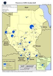Unm Map Who Sudan Maps