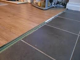 Laminate Flooring No Transitions Flooring How Can I Transition Between These Floors Home