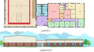 Community Center Floor Plans Town To Build 2m Community Center Greensboro Triad Business