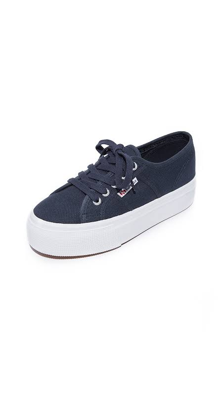 Superga 2790 ACTOW Flatform Sneaker, Adult,