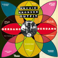 Derdang from The Archie Bronson Outfit is their second album  I hadn     t heard of them before listening to this album  According to the Domino website