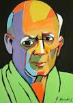 Ritratto di Pablo Picasso