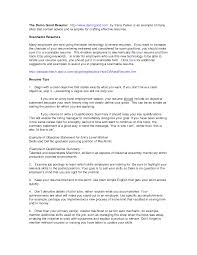 Resume Summary Sample Bitwin Co  example of a resume summary