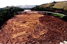 Junção de barragens pode ter causado tragédia em Mariana | Folha ...
