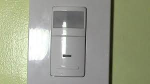 how to install the leviton ips02 occupancy sensor switch and