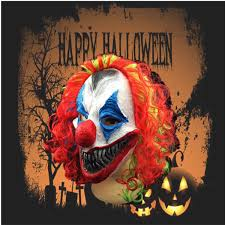 halloween mask costumes new halloween mask creepy clown head costume party fancy