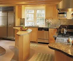 picture of a double l shaped kitchen amazing perfect home design