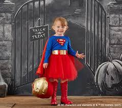Supergirl Halloween Costume Supergirl Costume Pottery Barn Kids