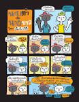 Bloggang.com : ถ่านหินจำศีล - หนึ่งหน้าการ์ตูนใน be magazine