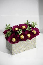 ferrero rocher holiday centerpiece ferrero rocher centerpieces