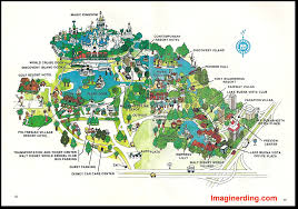 Printable Map Of Disney World Theme In Map Of Disney World Hotels Roundtripticket Me
