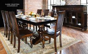 Tuscan Dining Room Furniture Classic - Tuscan dining room