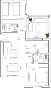 70 square meter house plans house plans