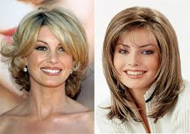 medium length hairstyles for round faces 2014 medium length hairstyles for women over 40 youtube