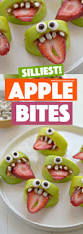 Nut Free Halloween Treats by Silly Apple Bites Fork And Beans