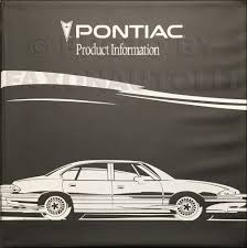 1993 pontiac grand am repair shop manual original 2 volume set