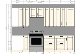 Kitchen Cabinet Face Frame Dimensions 100 Width Of Kitchen Cabinets Kitchen Cabinet Measurements