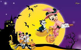halloween pixel backgrounds disney halloween wallpaper backgrounds wallpapersafari