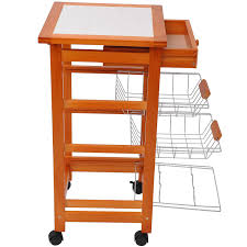 kitchen carts kitchen island with rectangular table top and
