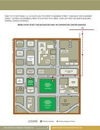phoenix convention center north building floor plan carpet