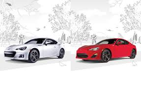 2013 subaru brz and 2013 scion fr s a study in comparison and