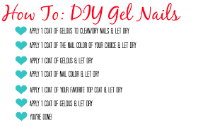 diy gel manicure with no lamp let u0027s talk about lipstick