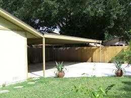 metal carport designs aluminum patio covers san antonio yard