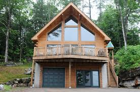 Log Home For Sale Schroon Lakefront Log Home For Sale