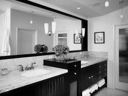 Vintage Black And White Bathroom Ideas Black And White Bathroom Ideas Home Design Ideas