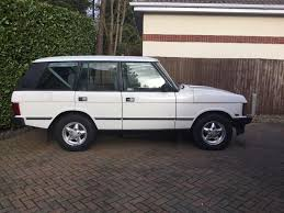 used land rover range rover manual for sale motors co uk