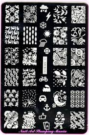 106 best platten images on pinterest nail stamping plates