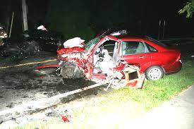head on crash in falmouth