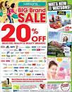 Watsons Big Brand Sale - Singapore Everyday On Sales :: Singapore ...