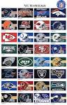 NFL Team Flags
