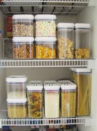 Clear Canisters Kitchen These People Found All Kinds Of Cheap Pantry Storage Options At