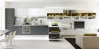 Top Of The Line Kitchen Cabinets Decorations All White Kitchen Cabinets In Single Line With White
