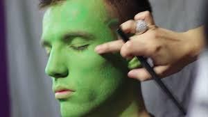 Halloween Male Makeup Makeup Tutorial Inspired By The Incredible Hulk Costume Makeup