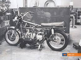 1972 honda goldwing prototype m1 big boy bikes pinterest