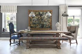 Country Style Dining Room 30 Unassumingly Chic Farmhouse Style Dining Room Ideas