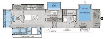 Jayco Camper Trailer Floor Plans Best Family Friendly Rvs Of 2016 U2013 Welcome To The General Rv Blog