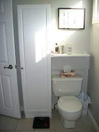 Bathroom Storage Shelves Over Toilet by Bathroom Over Commode Storage Cabinets Bathroom Shelves Above