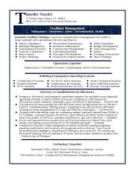Best Resume Qualifications by It Management Resume Resume For Your Job Application