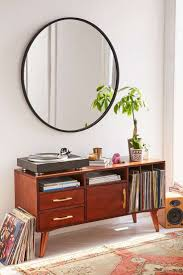 Mirror Ideas For Bathroom by Top 25 Best Circle Mirrors Ideas On Pinterest Large Hallway