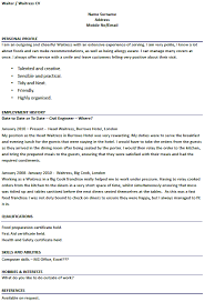 Resume Examples  contemporary resume template free download