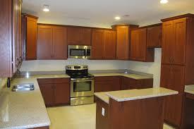 modren natural cherry kitchen cabinets kitchennatural wood with