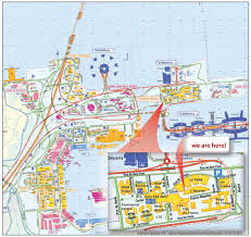 Charles De Gaulle Airport Map Location