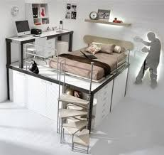 Captivating Bunk Bed With Desk For Adults  Best Images About - Kids bunk bed with desk