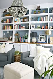 build in bookshelves home decorating inspiration