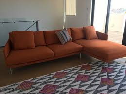 DESIGN WITHIN REACH NEW Sofa Camber SECTIONAL  Off RETAIL - Design within reach sofas